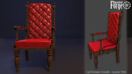 Gotham Chair by tidalkraken