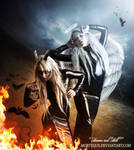 .:Heaven and Hell:. by Morteque