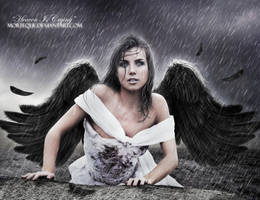 .:Heaven is Crying:. by Morteque