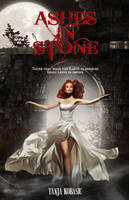 Ashes in Stone - cover art by Morteque