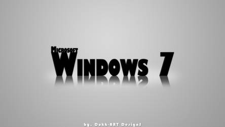 Microsoft Windows 7 by BeatMachineBeatbox