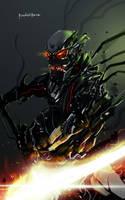 Demon Assassin_Dark Bolt by benedickbana