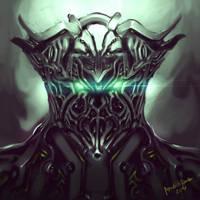 Mask of Damnation by benedickbana