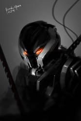 Darkfall Maverick by benedickbana