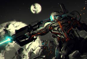 Moon Wars by benedickbana