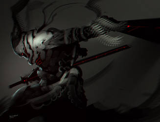 Vampire Hunter by benedickbana