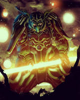 Goblin BlastMage by benedickbana