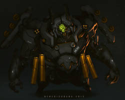 Brute Force 01 concept design by benedickbana