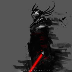 Darth Ravenous by benedickbana