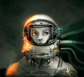 Astro Girl by benedickbana