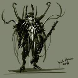 Gurd Sniper by benedickbana