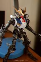 Gundam Lupus Rex 1/100 FM by benedickbana