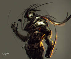 Dark Hero by benedickbana