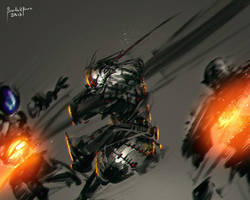 Double Kill! by benedickbana