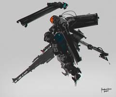 Tactical Aerial Sniper by benedickbana