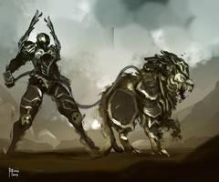 Beast Tamer by benedickbana