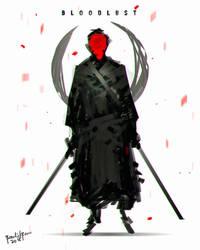 Bloodlust Cover Art design 2 by benedickbana
