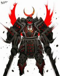 Samurai X by benedickbana