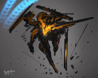 Quick Sketch FLARE FLASH by benedickbana