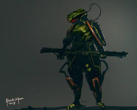 Droid by benedickbana