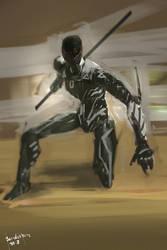 Tri Ninja by benedickbana