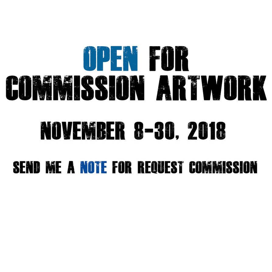November Commission Artwork by benedickbana