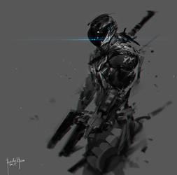 Darkfall Dual Gun by benedickbana