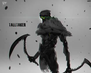 TallTaker by benedickbana
