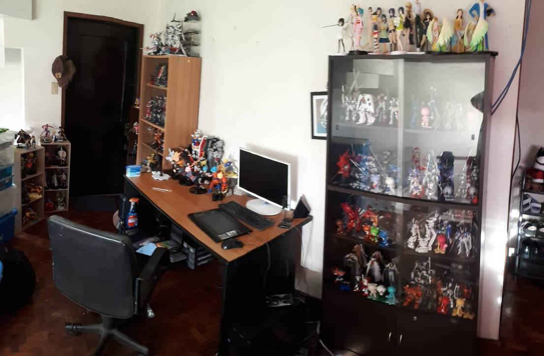 My Workstation :) by benedickbana