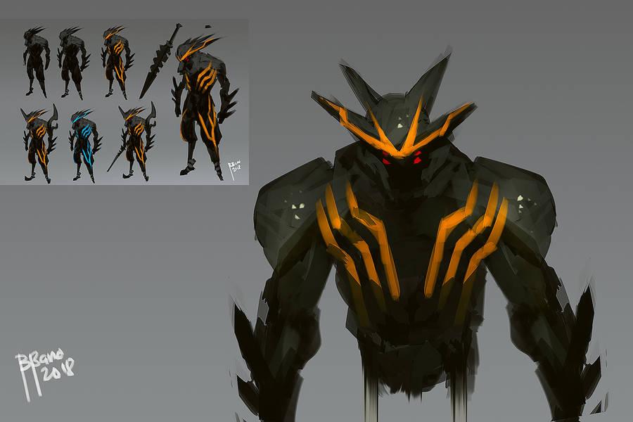 Quantum Break Character Design no.2 by benedickbana