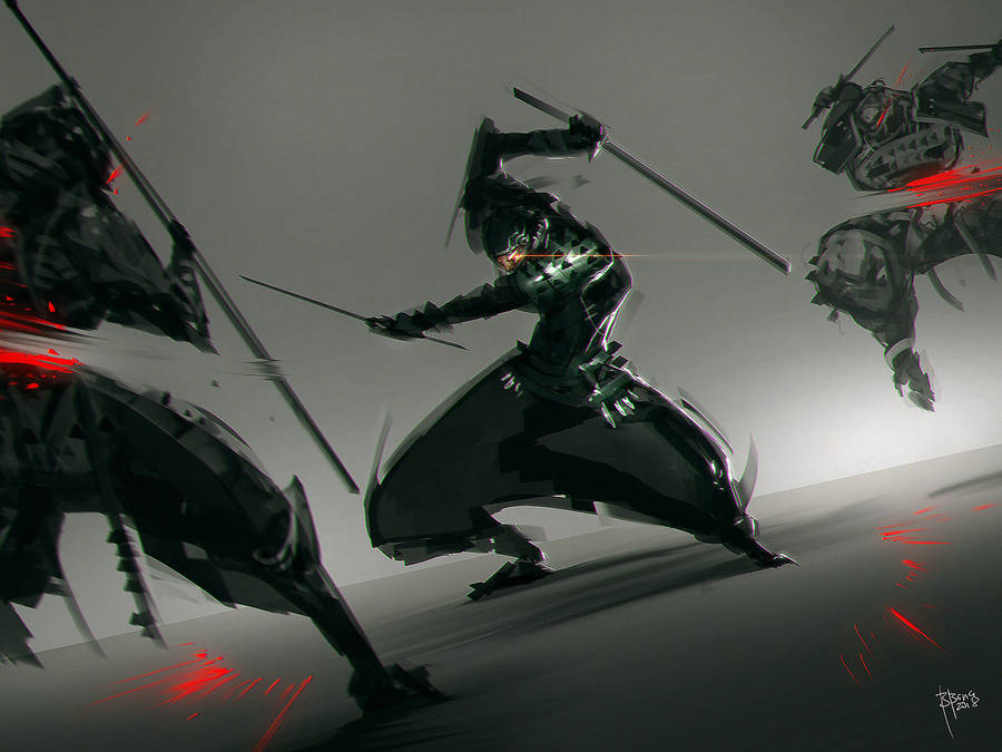 Assassin Jinzu by benedickbana