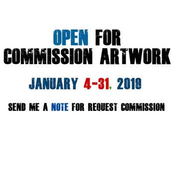 JANUARY 2019 COMMISSION by benedickbana