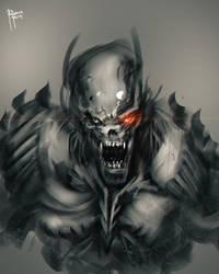 Vampire Lord by benedickbana
