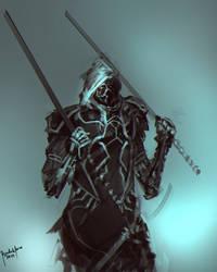 Dual Blade Ronin by benedickbana