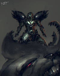Monster Slayer by benedickbana