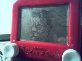 Etch a Sketch by jivu