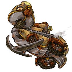 Subeta - Steamwork Cybill by fidele