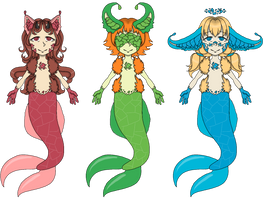 Ferrisus guest artist's adopts AUCTION OPEN (2/3) by Sabishi-i