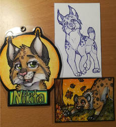 Traditional Trades for Nikita by Zelendur