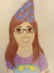 Happy Birthday Cierra!  by NinjaKittenDoodles