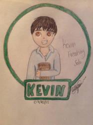Kevin Freaking Solo by NinjaKittenDoodles
