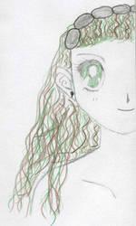 Cassandra - Face shot by BrynEnsomhet