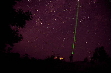 Sky Signal to Stars by chadestioco