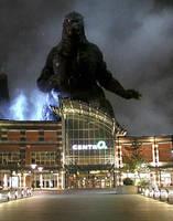 Godzilla by Sturmblut