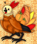 Thanksgiving freak of nature (CONTEST ENTRY) by Mama-Bacon