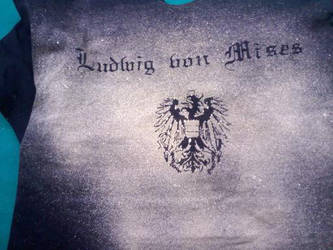 Ludwig von Mises by mattguitarman13