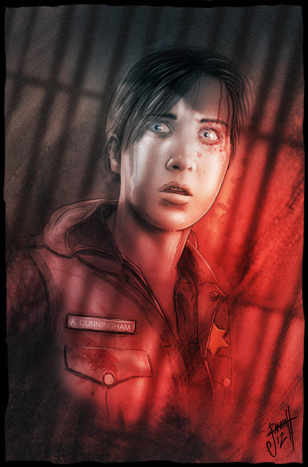 SILENT HILL - Anne Cunningham by JustinRandall