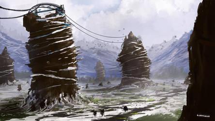 The Long Haul by banihilman