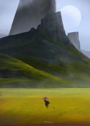 Walking Among Giants by banihilman