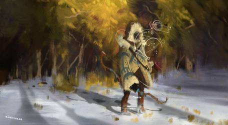 Explorer by banihilman